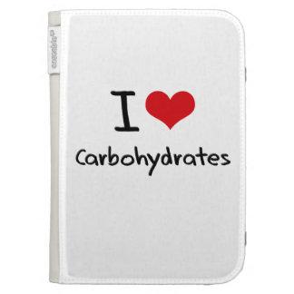Amo los carbohidratos