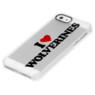 AMO LOS CARCAYÚES FUNDA PERMAFROST™ DEFLECTOR PARA iPhone 5 DE UNCOM