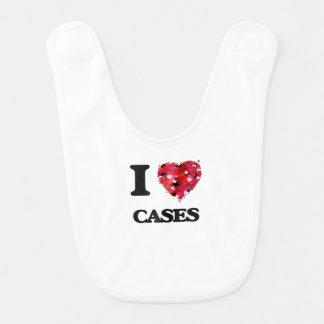 Amo los casos baberos