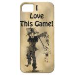 Amo los casos de este juego iPhone 5 Case-Mate protector