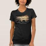 Amo los cielos de Tejas - puesta del sol en I-45. Camisetas