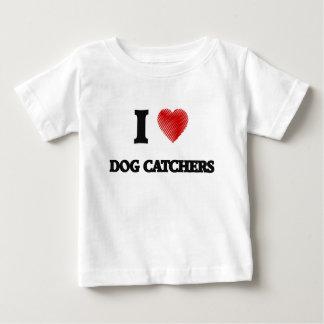 Amo los colectores de perro playera