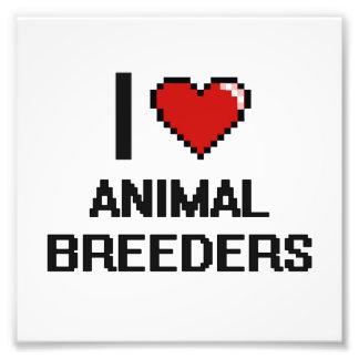 Amo los criadores animales fotos