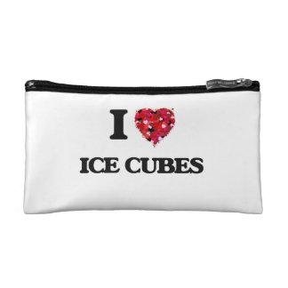 Amo los cubos de hielo