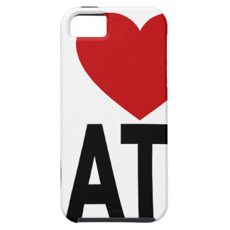 Amo los datos T-Shirt.png blanco Funda Para iPhone SE/5/5s