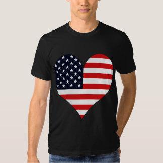 Amo los E.E.U.U. Remera