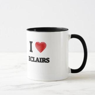 Amo los ECLAIRS Taza