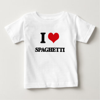 Amo los espaguetis playeras