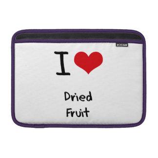 Amo los frutos secos funda  MacBook