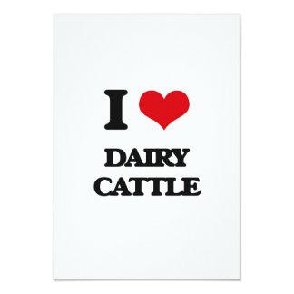 Amo los ganados lecheros comunicado personal