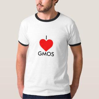 AMO LOS GMOS: Conciencia de la realidad Playeras
