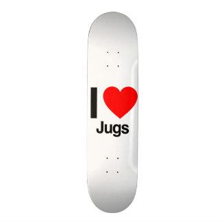 amo los jarros patines