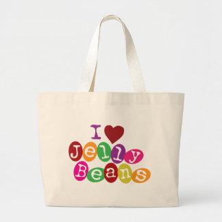 amo los Jellybeans Bolsas