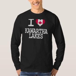 Amo los lagos Kawartha Playera