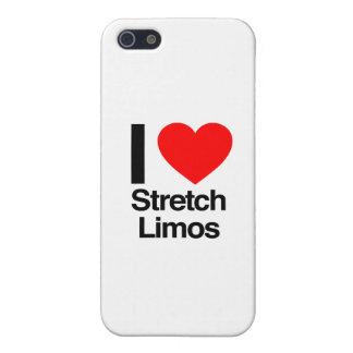 amo los limos de estiramiento iPhone 5 fundas