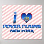 Amo los llanos de Dover, Nueva York Poster