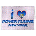 Amo los llanos de Dover, Nueva York Tarjeta