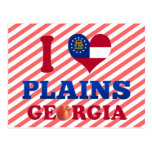 Amo los llanos, Georgia Postales