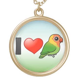 Amo los Lovebirds de Lilian Joyerías