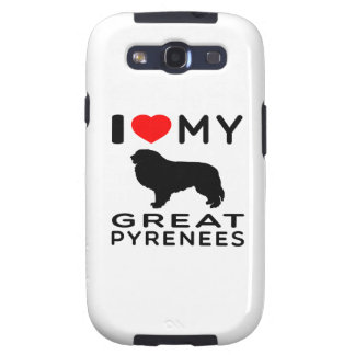 Amo los mis grandes Pirineos Galaxy S3 Cobertura