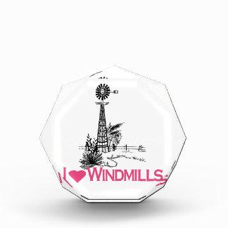 Amo los molinoes de viento