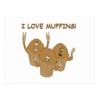 ¡Amo los molletes! Postales