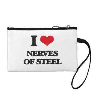 Amo los nervios del acero