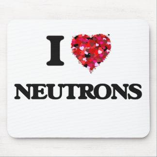 Amo los neutrones tapetes de ratones