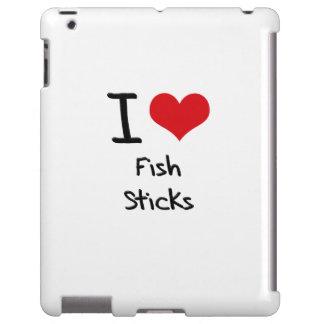 Amo los palillos de pescados
