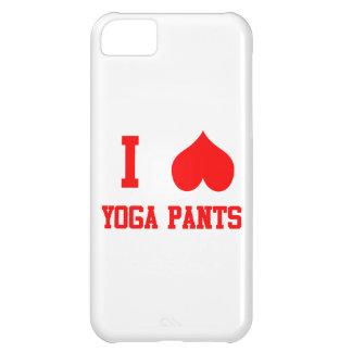 Amo los pantalones de la yoga carcasa para iPhone 5C