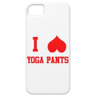 Amo los pantalones de la yoga funda para iPhone SE/5/5s