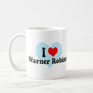 Amo los petirrojos de Warner, Estados Unidos Tazas De Café
