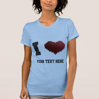 ¿Amo los pixeles?!? T-shirts