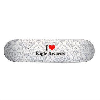 """Amo los premios de Eagle Patineta 7 3/8"""""""