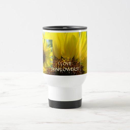 AMO los regalos de la taza del viaje de la taza de