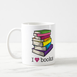 Amo los regalos gramaticales de la taza de café de