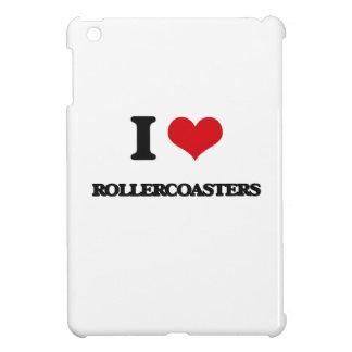 Amo los roller coaster