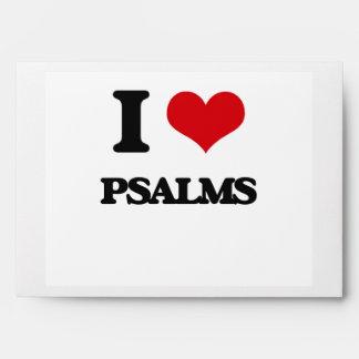 Amo los salmos