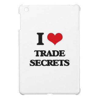 Amo los secretos comerciales