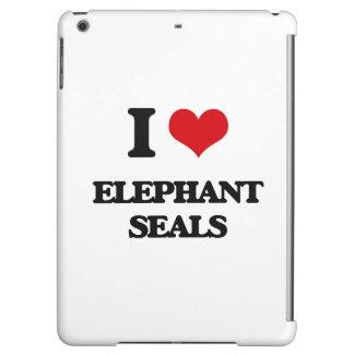 Amo los sellos de elefante