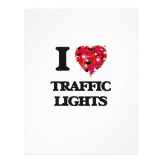 """Amo los semáforos folleto 8.5"""" x 11"""""""