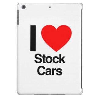 amo los stock car funda para iPad air