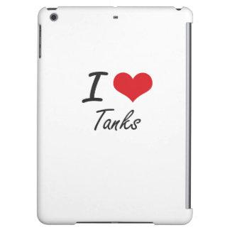 Amo los tanques