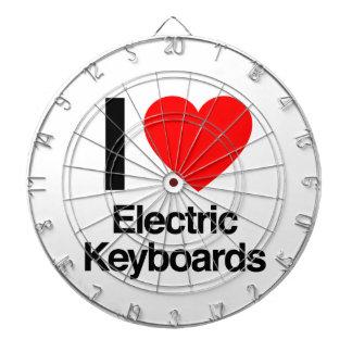 amo los teclados eléctricos