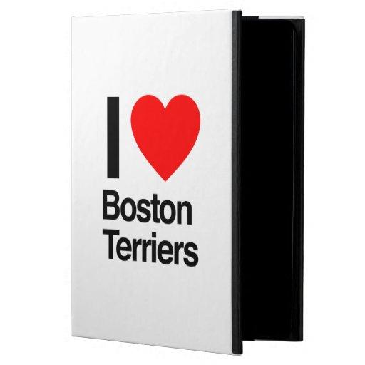 amo los terrieres de Boston