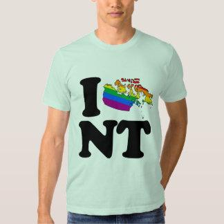 AMO LOS TERRITORIOS DEL NOROESTE GAY - .PNG PLAYERAS
