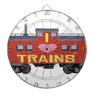 Amo los trenes