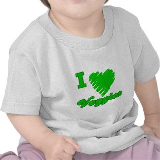Amo los Veggies Camiseta