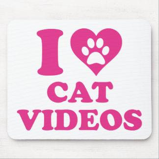 Amo los vídeos del gato tapete de ratón