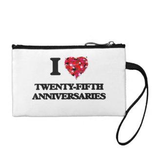 Amo los vigésimos quintos aniversarios